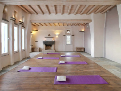 Yoga & Pilates, Kardiani village, Tinos, Greece