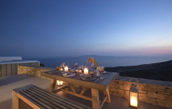 Y Grec Villa, Tinos Hearts, Cyclades
